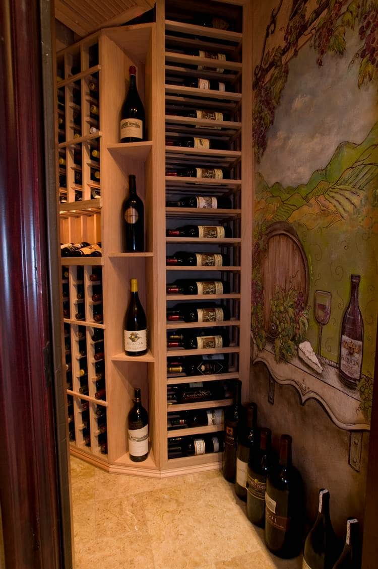 Custom Wine Cellars Chicago Illinois Ideas and Examples