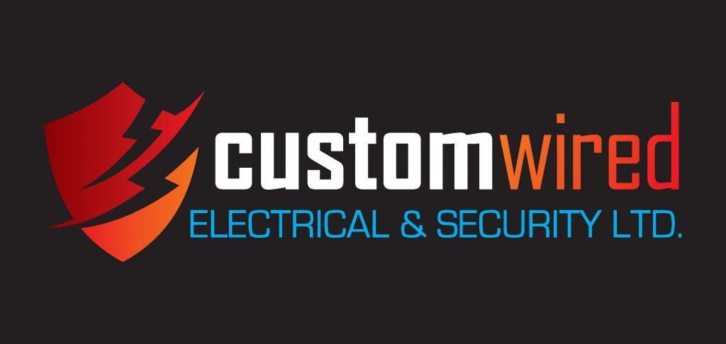 Custom Wired Electrical Ltd. Logo