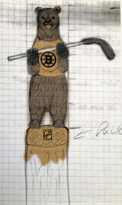 bruins bear in color