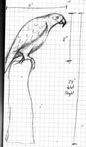 rough vincent sketch