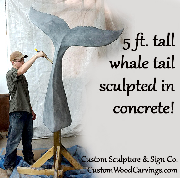 whale tail cover