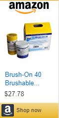 brush on 40