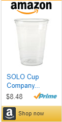 mixing cups
