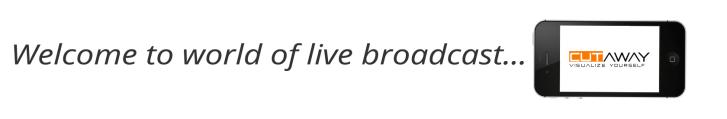 סטודיו cutaway שידור חי באינטרנט