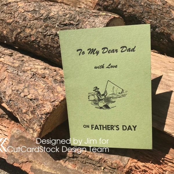 Using Typography to Create a Nostalgic Father's Day Card