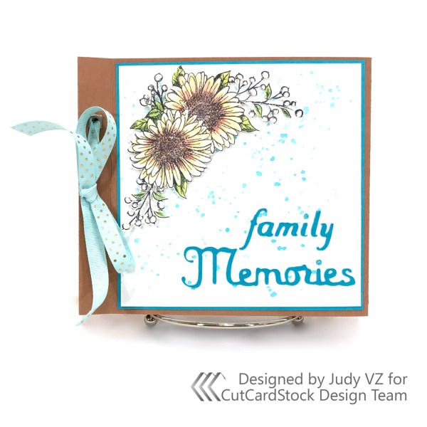 Family Memories Mini Album