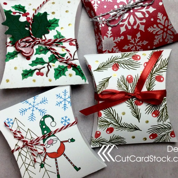 Holiday Gift Boxes with Teris Mailbox