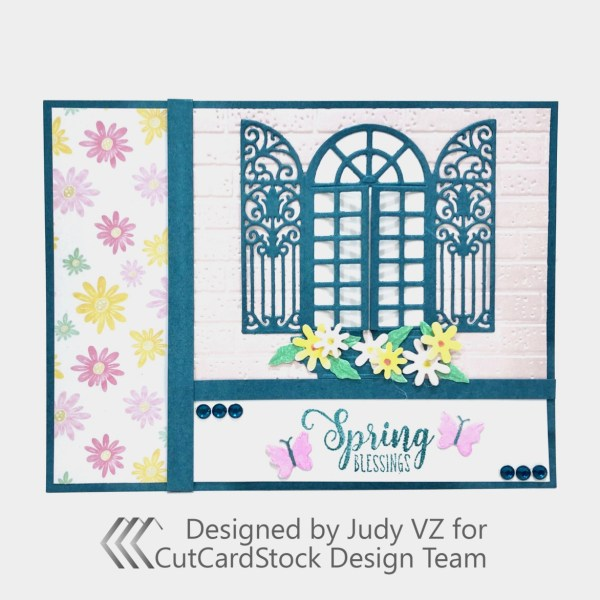 Spring Blessings Card