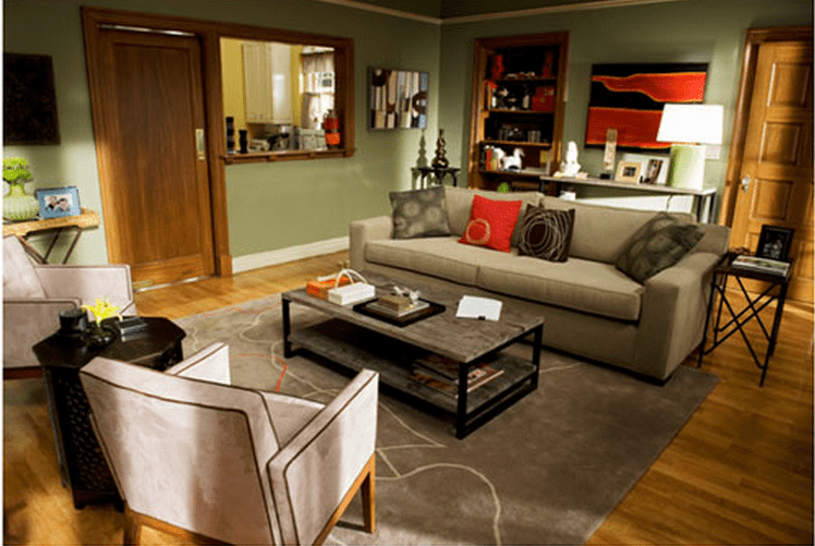 Decorate Your Home In Modern Family Style: Mitchell And