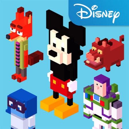 ku03 min - かわいいディズニーアプリゲーム・クロッシーロードを知ってる?