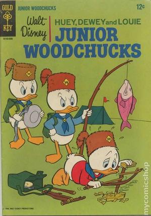 wood01 min - 【TDL キャンプ・ウッドチャック】ドナルドダックの魅力はもふもふおりしり