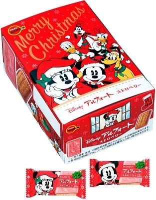 b06 min - ブルボン クリスマス向け限定商品|ディズニーデザインからプチクマくんまでをご紹介