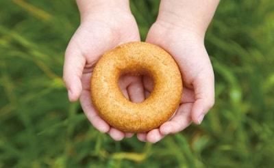 cye06 min - チェブラーシカ・フロレスタのドーナツになる!!かわいすぎ♥