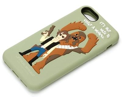 han min - iPhone 7対応スマホケース!!大人ディズニー+STAR WARSファンは予約を急げーー!