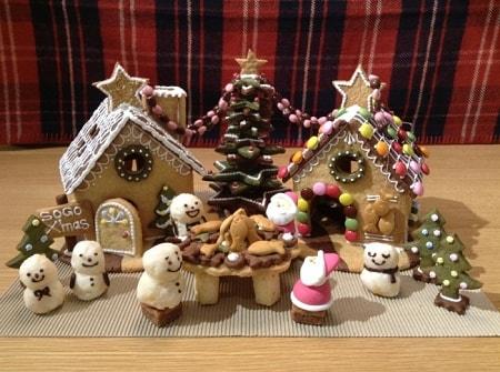 muji03 min - MUJI!! クリスマス限定の手作りキットでヘクセンハウスを作っちゃおう!