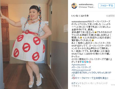 naomi04 min - 第33回ベストジーニスト2016!! 渡辺直美さんが選ばれた理由!
