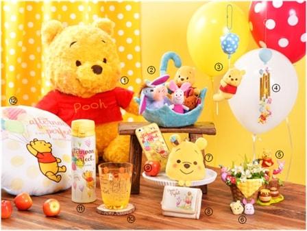 pooh03 min 1 - ディズニー ウフフィ (Disney ufufy)|はちみつの香りのプーさんシリーズ