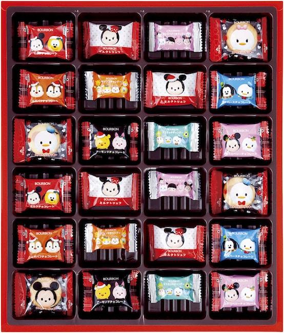 x04 min - ブルボン クリスマス向け限定商品|ディズニーデザインからプチクマくんまでをご紹介