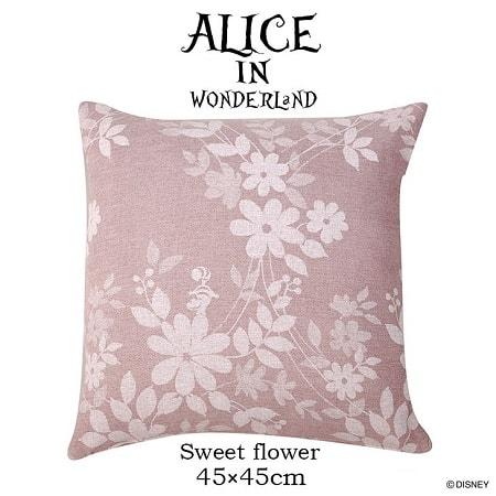 "akice35 min - ディズニーシリーズ""Alice in Wonderland""のインテリアファブリックでお部屋の模様替え?!"