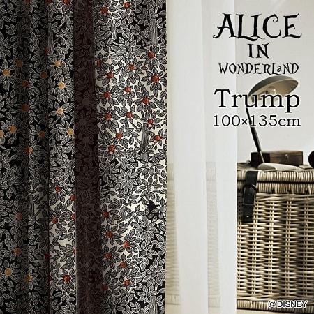 "alice06 min - ディズニーシリーズ""Alice in Wonderland""のインテリアファブリックでお部屋の模様替え?!"
