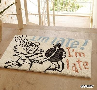 "alice25 min - ディズニーシリーズ""Alice in Wonderland""のインテリアファブリックでお部屋の模様替え?!"