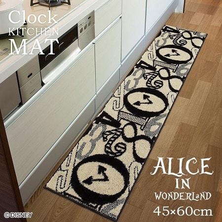 "alice32 min - ディズニーシリーズ""Alice in Wonderland""のインテリアファブリックでお部屋の模様替え?!"