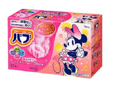 bath01 min - ディズニーキャラクター入浴剤全16種!!あったかキュート♥なバスタイム!