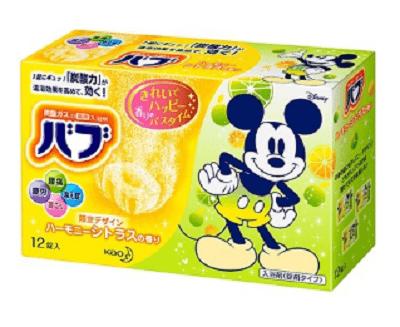 bath02 min - ディズニーキャラクター入浴剤全16種!!あったかキュート♥なバスタイム!