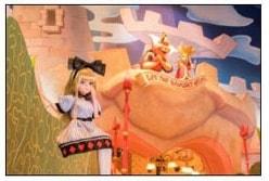 doll06 min - 東京ディズニーリゾートのかわいい♥ファッションドール!!