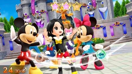 magic07 min - ディズニーキャラクターとダンスリズムゲームができるってほんと?!カードとカギが秘密を握る!!