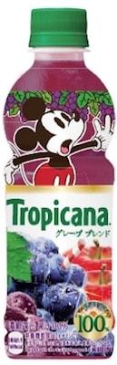 tro01 min - キリン|トロピカーナ100% グレープフルーツ&キウイテイスト ディズニーラベルで登場!