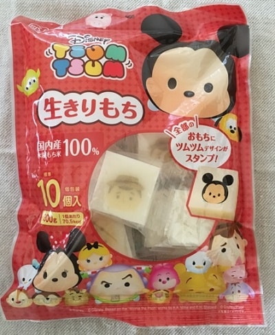 tummochi03 min - ディズニーツムツムの切り餅がかわいすぎる!!さて、どう料理する?!