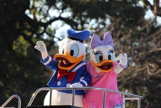 kpa14 min - ディズニーパレード in 九州(熊本)・11万人の応援に包まれました!!