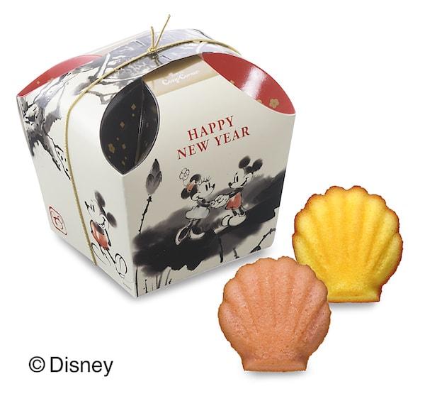 new02 min - 銀座コージーコーナーさんからディズニー・デザインの新春限定スイーツギフトが販売されます!