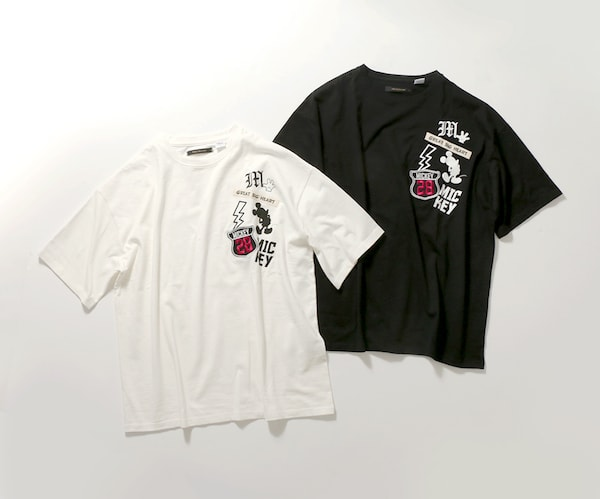 eon06 min - ディズニーコレクションが「VENCE EXCHANGE」よりデビューします!!