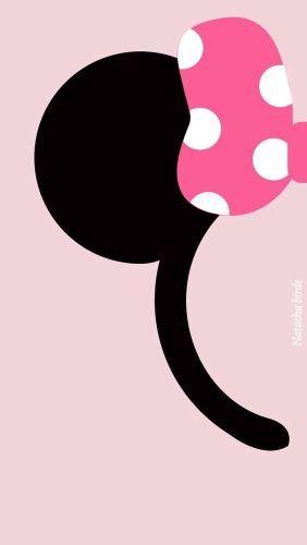 m mati06 min - ミニーマウス壁紙20選+1 ❤︎ キュートすぎるミニーをスマホにも!!