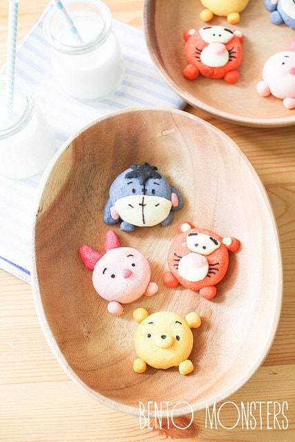 tsum cookie15 min - めちゃくちゃかわいいツムツムクッキーのレシピをご紹介 〜 絶対作りたい!!