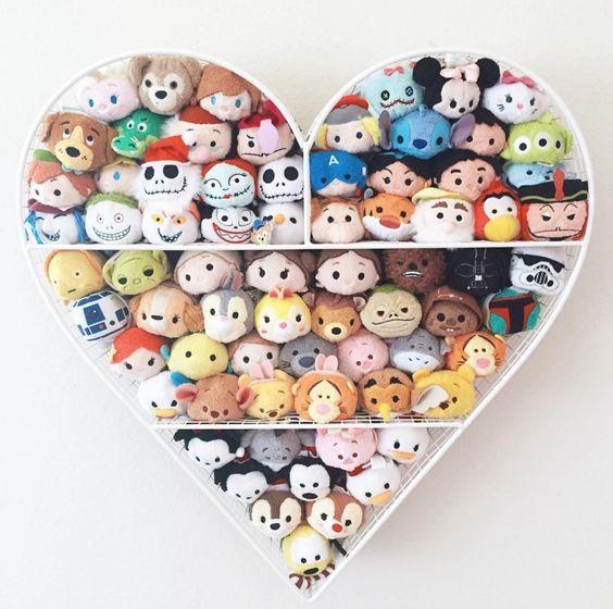 tsum03 min - ツムツムのかわいい収納16選!!|世界中で愛されるディズニーキャラクターたち❤︎