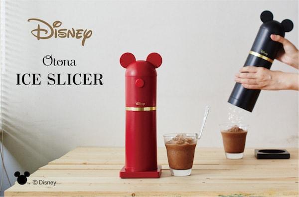 deisney ice01 min - かき氷、フラッペ、夏の楽しみ 〜 ミッキー型のかき氷機を知ってる?!