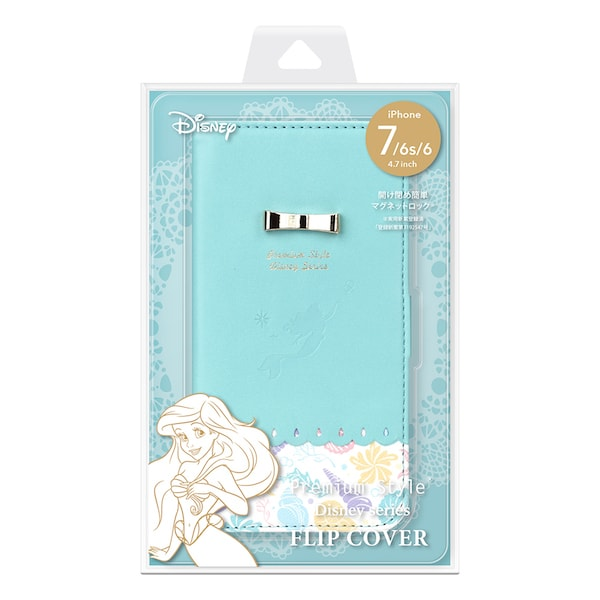 disney pga03 min - iPhone7 6s 6 フリップカバー 〜 春色のディズニーデザインが登場です!!