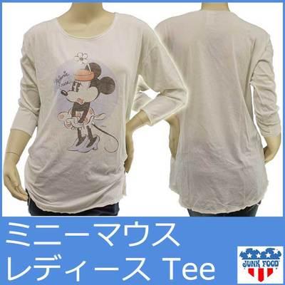 minnie t05 min - Tシャツを楽しむ 〜 ミッキー&ミニー Tシャツ25点 大集合!!