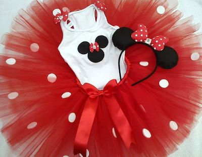 wanpi05 min - ディズニー ハロウィン衣装 〜 ミニードレスをハンドメイドしよう!!