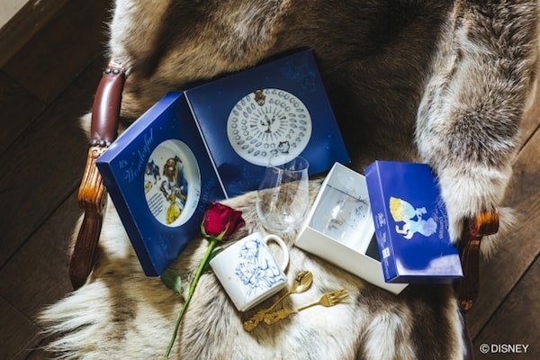 after02 min - Afternoon Tea LIVING 〜 ディズニーコレクション・Beauty and The Beast が登場します!!