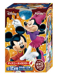 chocoegg05 min - チョコエッグ ディズニーシリーズ ツムツムセレクション 〜 フルタのチョコ菓子!