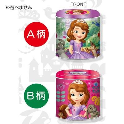 disney kan05 min - 贈り物 プレゼントにぴったり|ディズニキャラクターデザインの缶入りお菓子!!