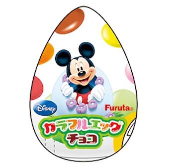 huruta14 min - チョコエッグ ディズニーシリーズ ツムツムセレクション 〜 フルタのチョコ菓子!