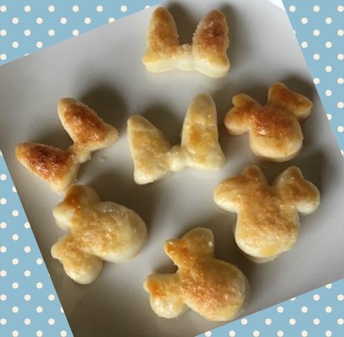 mickey pie03 - ミッキーのチョコパイ|美味しい 簡単 かわいいパイの作り方!!