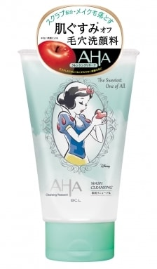 snowp01 min - AHA(フルーツ酸)配合のクレンジングリサーチ ディズニー 白雪姫 デザイン 限定発売!! 春っぽい❤︎