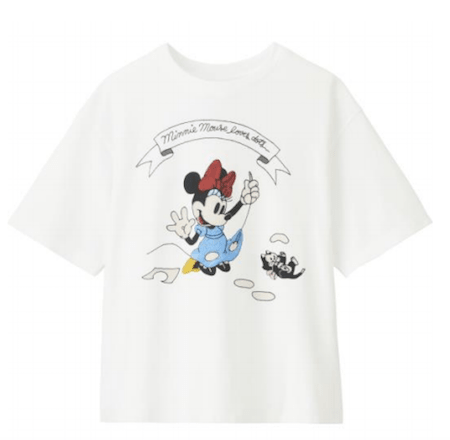 um01 min - ユニクロからミニーマウスコレクションが登場!!|Minnie Mouse Loves Dots Collection