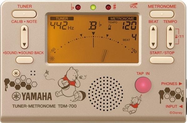 yac02 min - 東京ディズニーシーのブラスバンドに憧れる!!〜 ヤマハ チューナーメトロノーム ディズニー